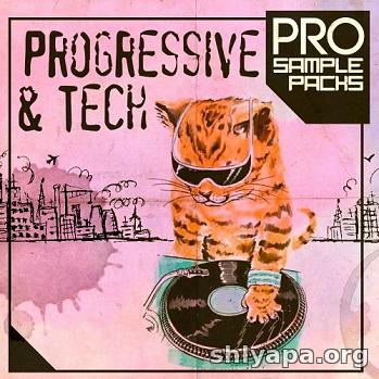 Download Pro Sample Packs Progressive And Tech WAV MiDi Ni