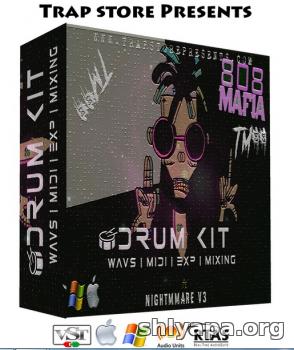Download Trap Store Presents - TM88 NIGHTMARE V3 » Best