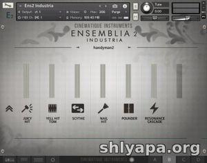 Download Cinematique Instruments Ensemblia 2 Industria