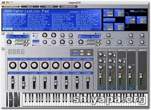 Download KORG LegacyCell v1 4 0 » Best music software for you