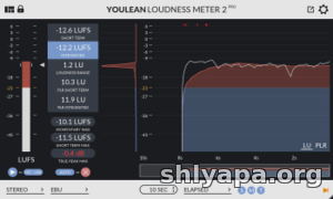 Download Youlean Loudness Meter Pro 2 v2 0 2 [WiN-OSX] Incl