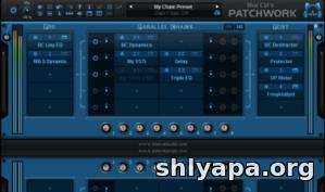 Download Blue Cat Audio Blue Cats PatchWork v2 30 Incl Keygen (WIN