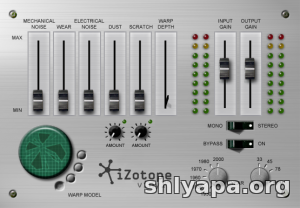 Download iZotope Vinyl v1 80 » Best music software for you