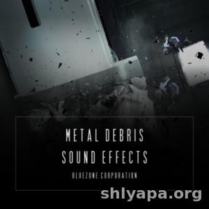 Download Bluezone Corporation Metal Debris Sound Effects WAV » Best