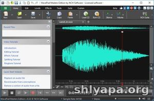 Download NCH WavePad Sound Editor Masters Edition 8 36 incl Keygen