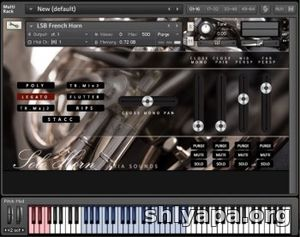 Download Aria Sounds LSB Solo French Horn KONTAKT » Best