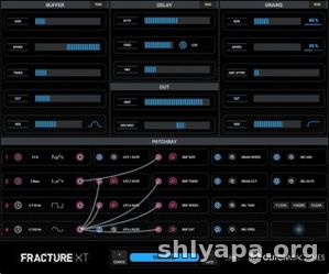 Download Glitchmachines Fracture XT v1 1 VST AU x86 x64 MAC/WiN
