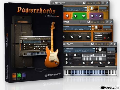 Download Pettinhouse Guitar Power Chords KONTAKT-MAGNETRiXX » Best