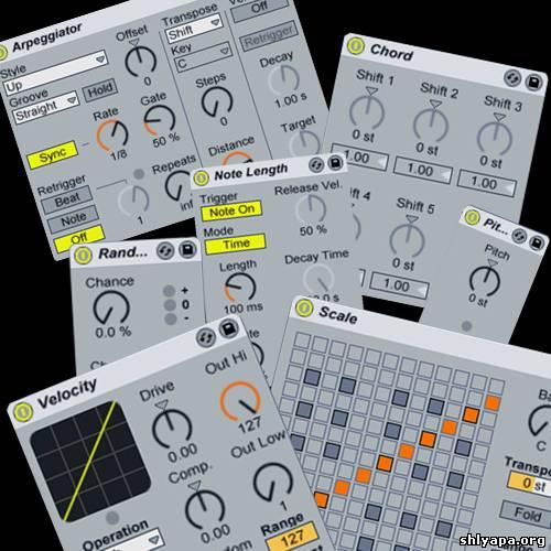 Download mr Bills Tunes Ableton Live Midi Effects TUTORiAL