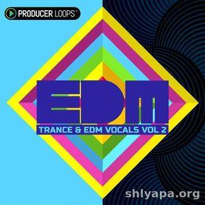 Download Producer Loops Trance and EDM Vocals Vol.2 ACiD WAV