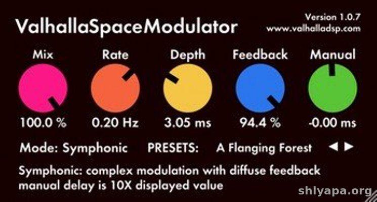 Download Valhalla Space Modulator Win / Mac » Best music