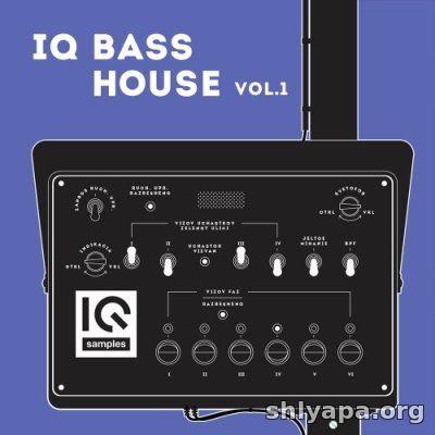Download IQ Samples IQ Bass House Vol 1 WAV Ableton Massive