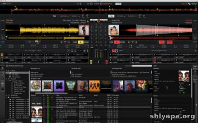 Download MixVibes Cross DJ 3 4 3 MAC OSX » Best music software for you