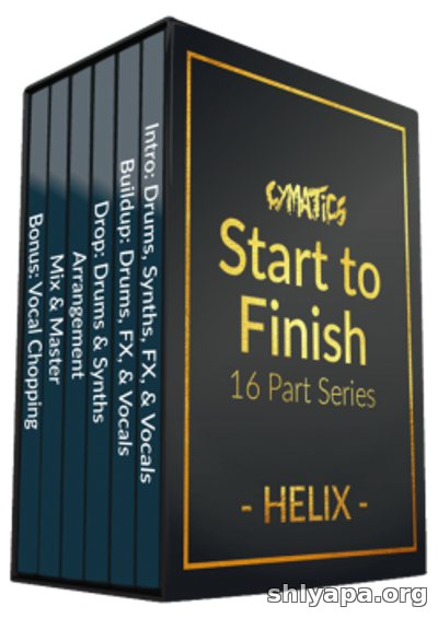 Download Cymatics Helix Start to Finish Production Course