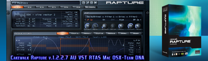 rapture vst full