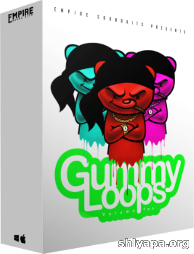Download Empire Sound Kits Gummy Loops Vol 2 WAV MiDi » Best music